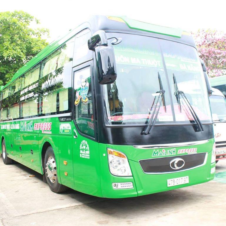 Mai Linh Express đi Biên Hòa