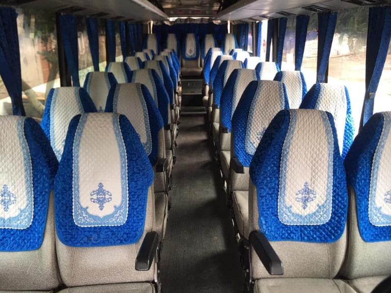 Ghế ngồi xe Hải Nguyên
