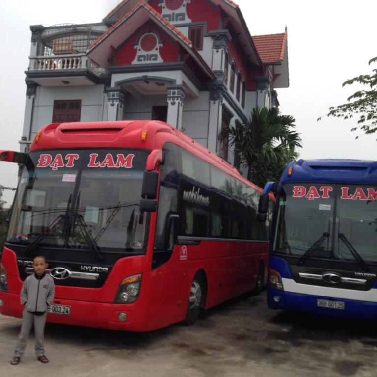Xe Đạt Lam - Xe Hải Phòng đi Nghi Sơn Thanh Hóa