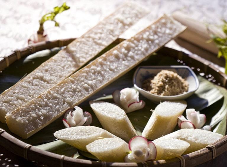 Món ăn không còn xa lạ gì ở Hà Giang