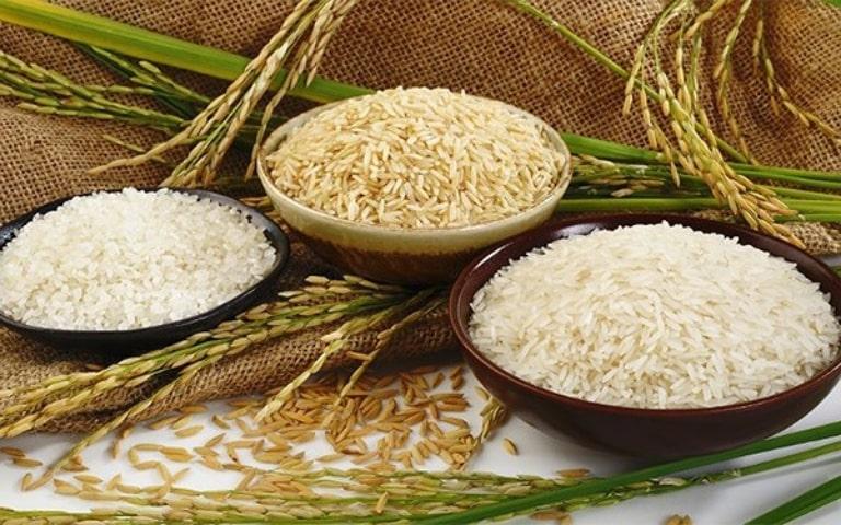 Gạo ở đây nấu cơm cực kì ngon