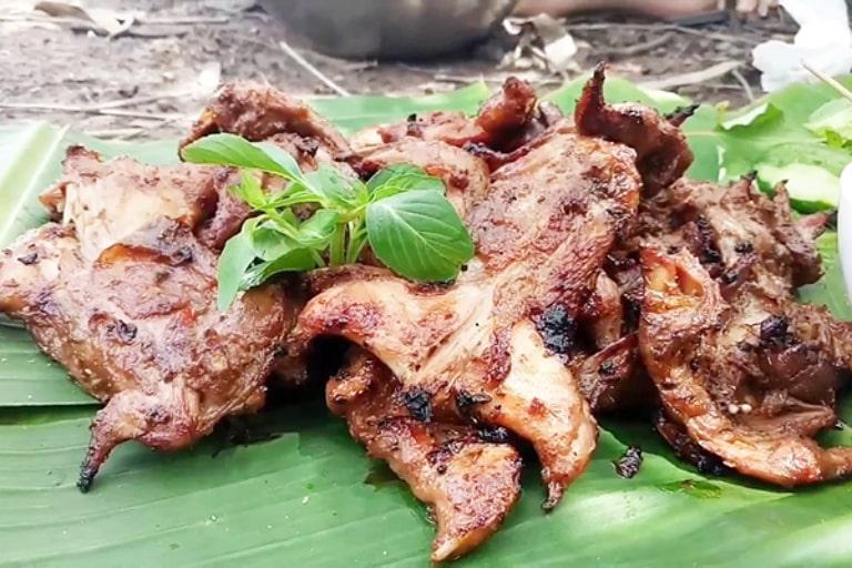 Thịt chuột La Chí Hà Giang ăn ngon khó cưỡng