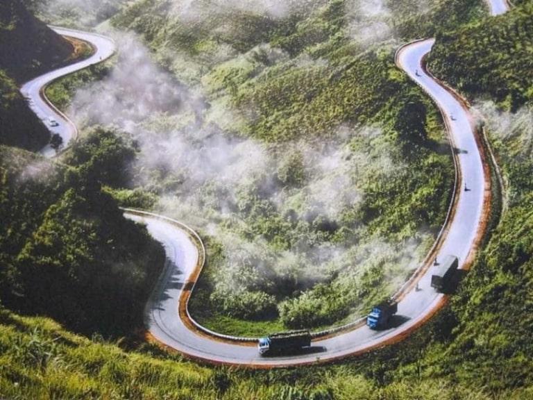 Chinh phục đường đèo là một trải nghiệm cực kì thú vị và hấp dẫn