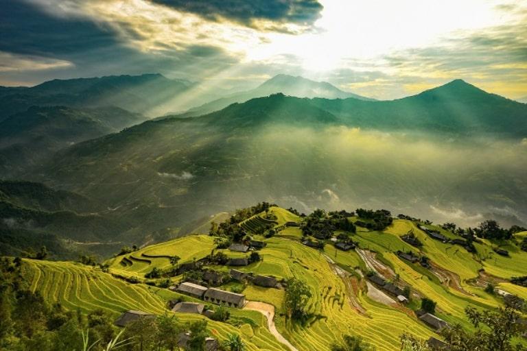 du lịch Hà Giang tháng 11