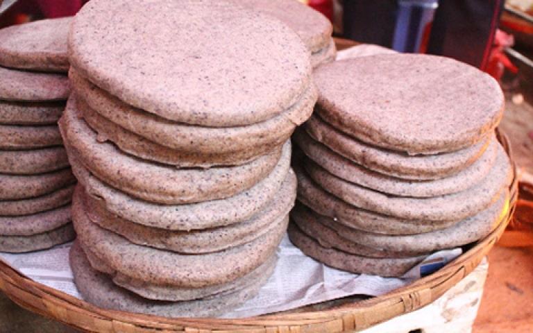 Món bánh chỉ có tại Hà Giang