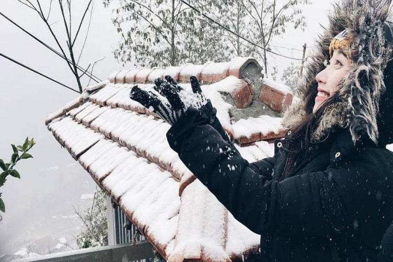 Đến Hà Giang để ngắm tuyết rơi