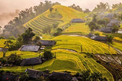 Du lịch Hà Giang tháng 9 níu chân rất nhiều du khách