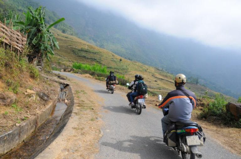 Đảm bảo khả năng lái xe khi đi du lịch Hà Giang với xe máy