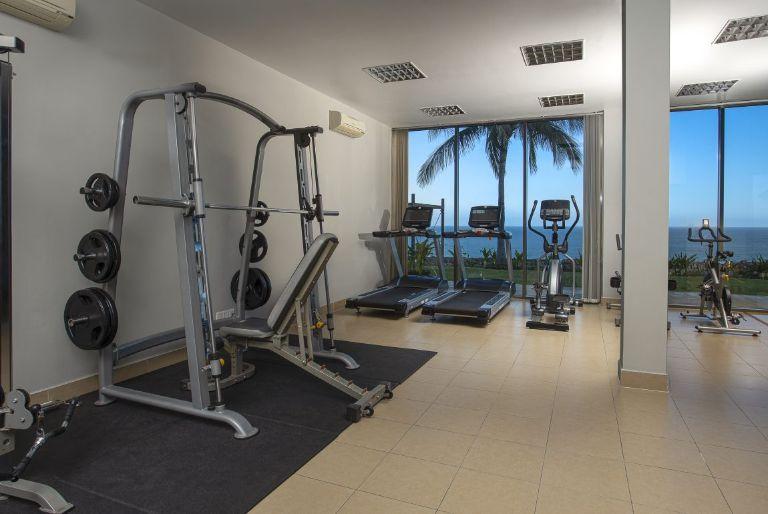 Chăm sóc sức khỏe - Phòng gym