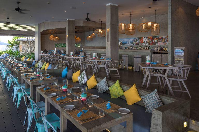 Nhà hàng La Baia Mia Resort Nha Trang