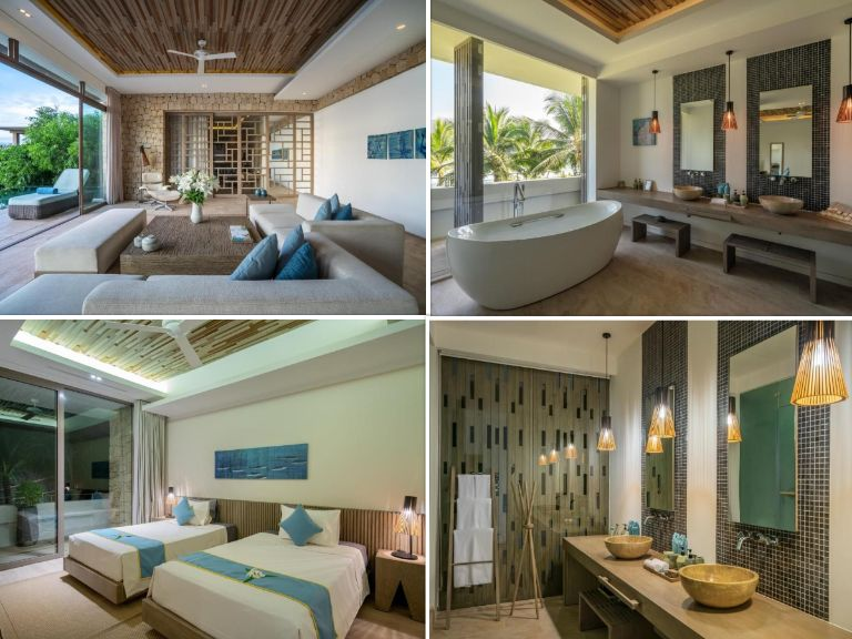 Dinh Thự Luxury Bên Bờ Biển