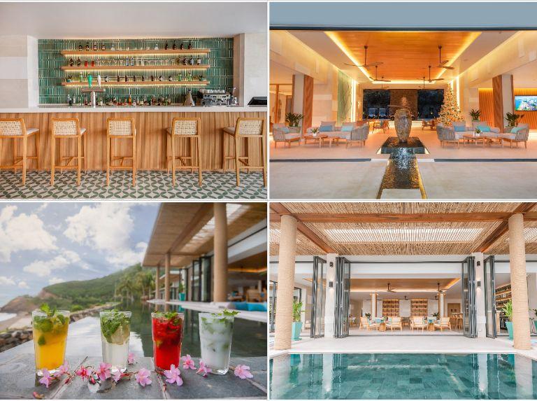 Nhà hàng mojito Mia Resort Nha Trang