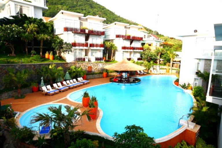 Resort Seaside 4 sao tại Vũng Tàu