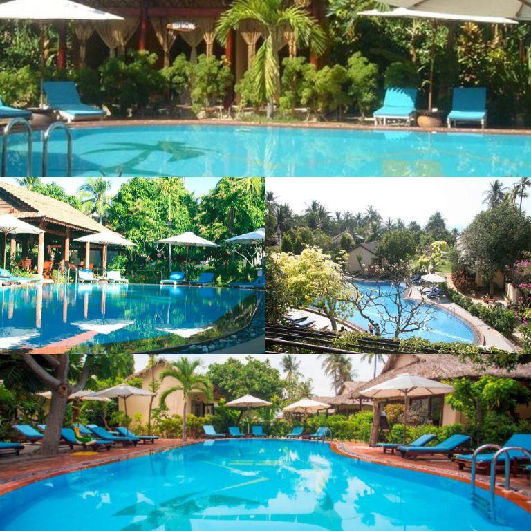 Bảo Quỳnh Bungalow - resort 3 sao tại Mũi Né