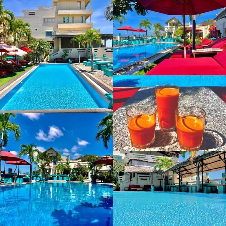 Mui Ne Hills Bliss Hotel - Khách sạn 3 sao Mũi Né