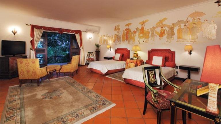 Nội thất resort Bình An Village tại Vũng Tàu