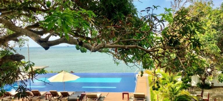 Tầm nhìn ấn tượng của khu nghỉ dưỡng 3 sao Léman Cap Vũng Tàu