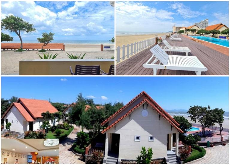 HaiDuong Intourco - Resort 3 sao hàng đầu tại Vũng Tàu.