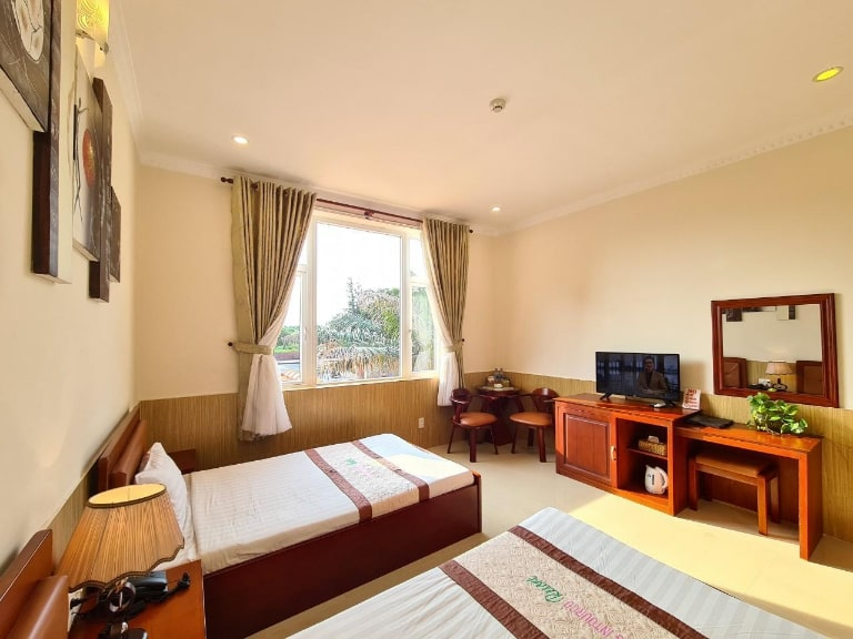 Phòng ngủ tại HaiDuong Intourco