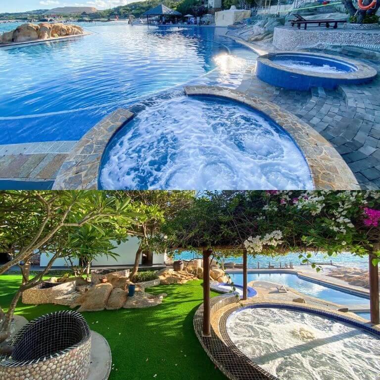 Rock Water Bay - resort 4 sao Mũi Né