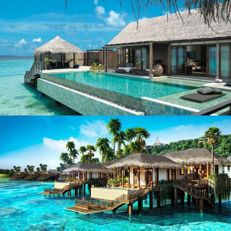 Khám Phá TOP X Resort 4 Sao Mũi Né Có Hồ Bơi, View Đẹp Hút Hồn