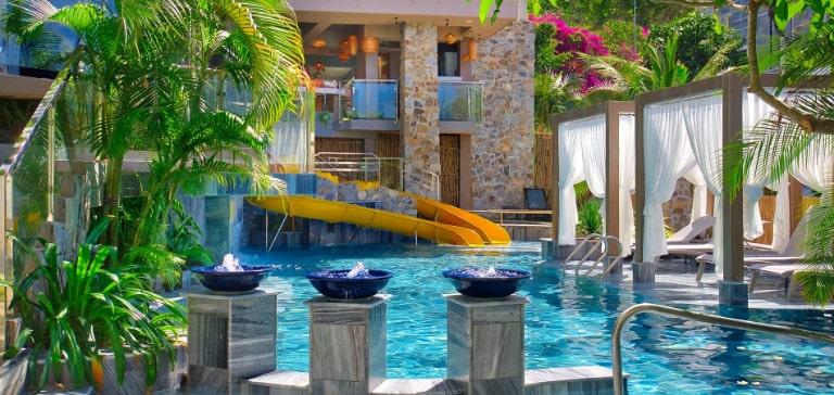 Thiết kể của khu resort 4 sao The Wind Boutique Resort
