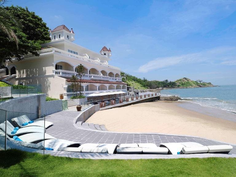 Không gian đẹp của Resort Mercure Vũng Tàu