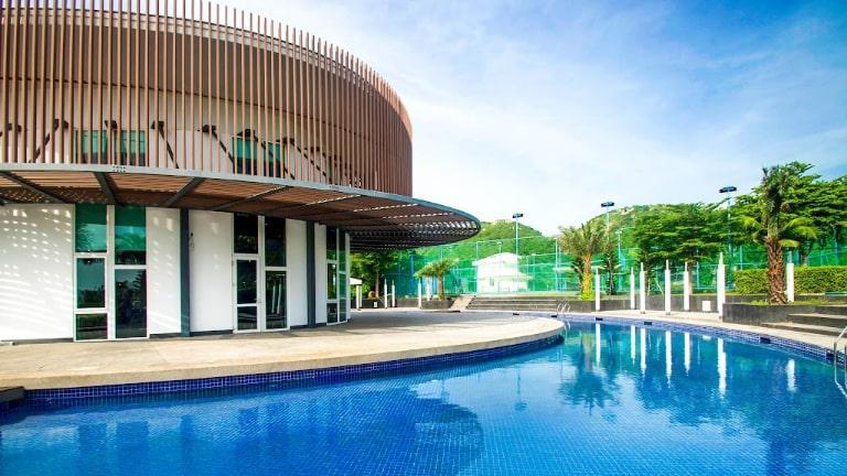 Oceanami Villas & Beach Club - resort 4 sao cao cấp tại Vũng Tàu