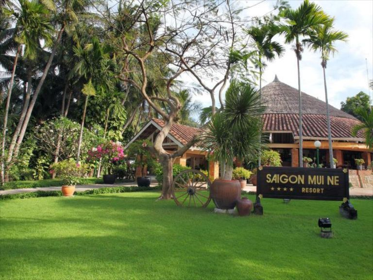 Saigon Mui Ne - Resort 5 sao tại Mũi Né