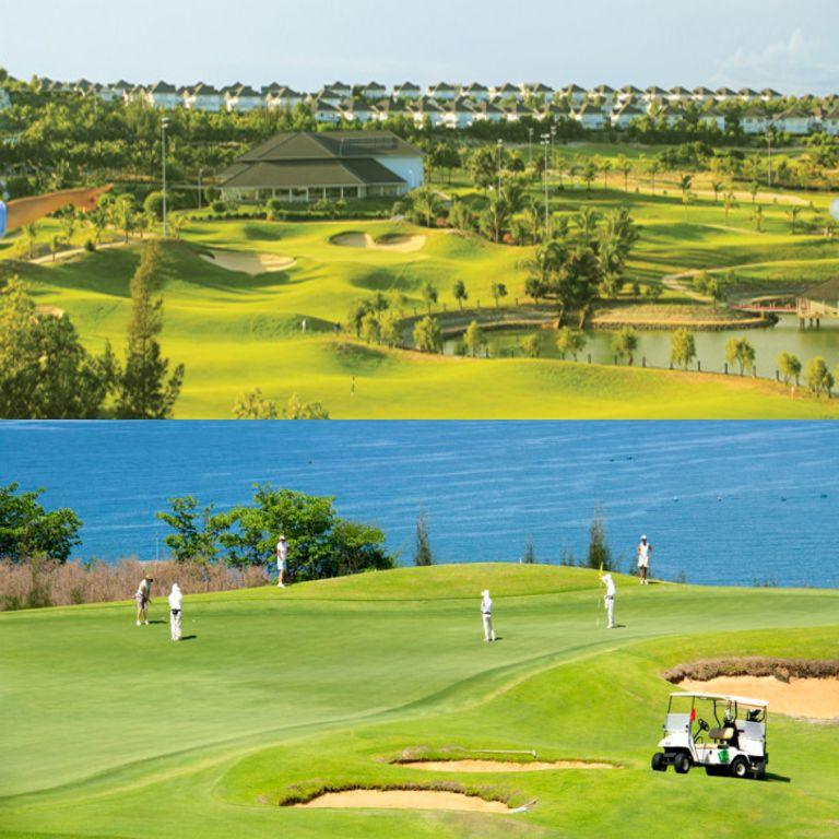 Sân Golf tại SeaLinks