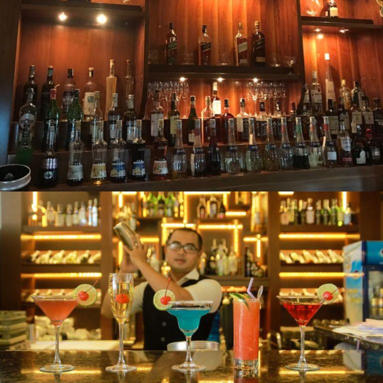 Bar White Night của resort 5 sao Mũi Né