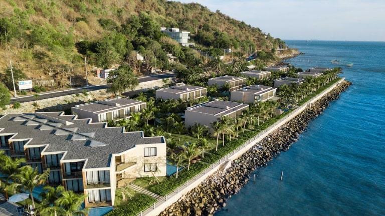 TOP 7 resort 5 sao tại Vũng Tàu hướng ra biển.
