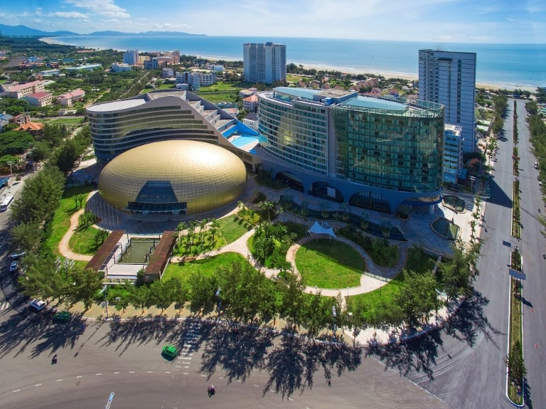 Pullman Vũng Tàu - Resort Vũng Tàu tiện nghi