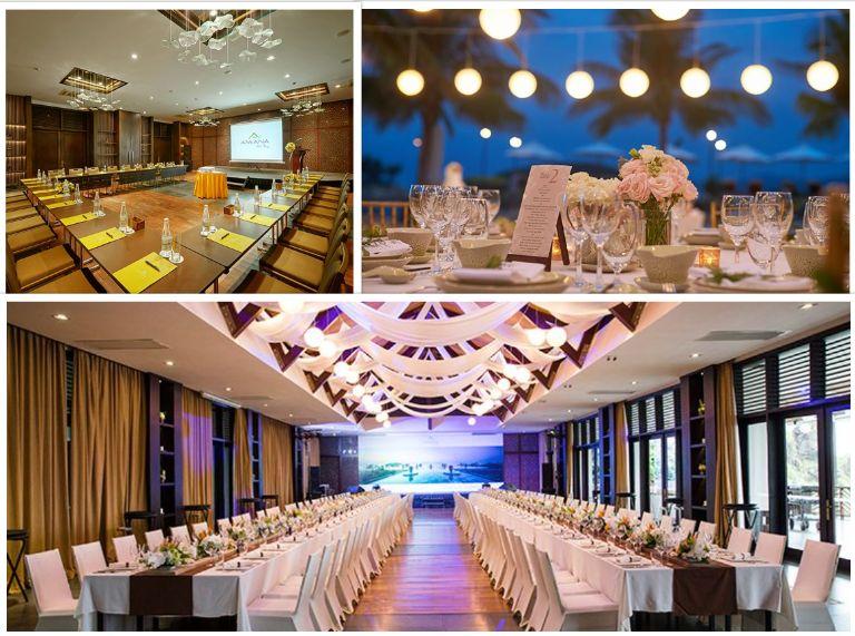 Tổ chức tiệc cưới, sự kiện với đội ngũ chuyên nghiệp
