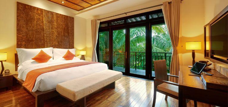 Deluxe - Phòng hướng vườn chất lượng tại Resort Amiana Nha Trang