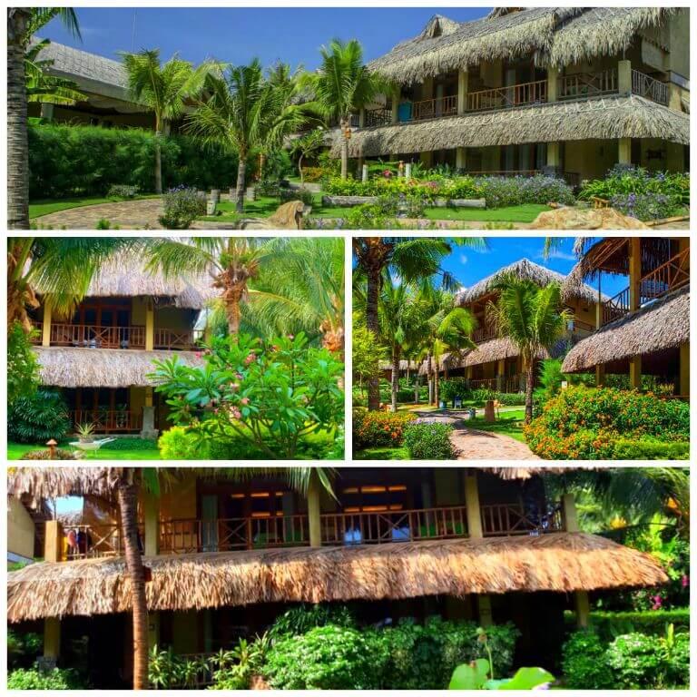 Chi tiết các hạng phòng tại Resort Aroma