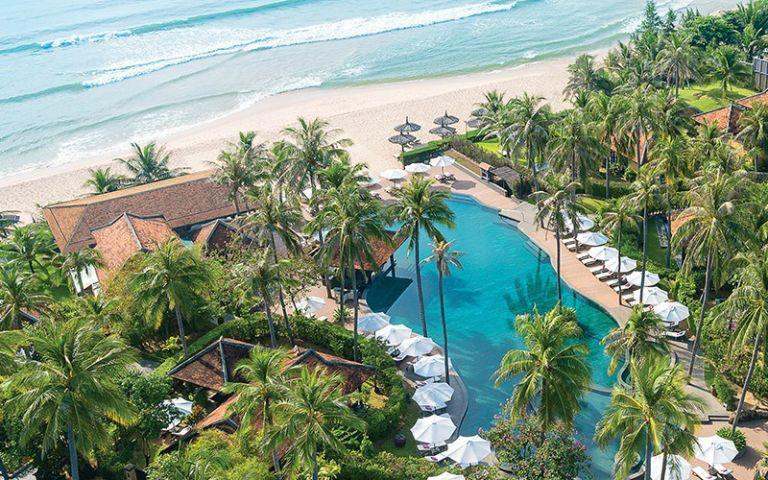Phát Hiện Resort Aroma Beach - Thiên Đường Check-in Tuyệt Đẹp Tại Mũi Né