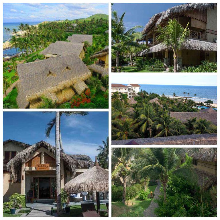 Giới thiệu chung về Aroma Beach Resort & Spa