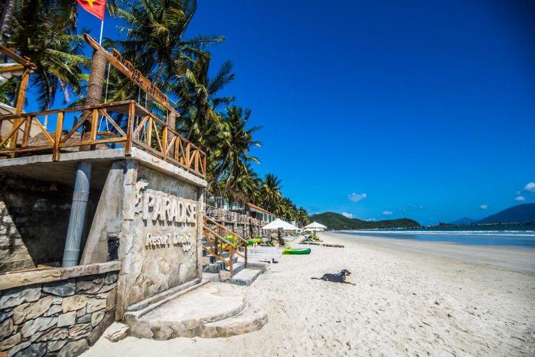 Paradise resort Dốc Lết