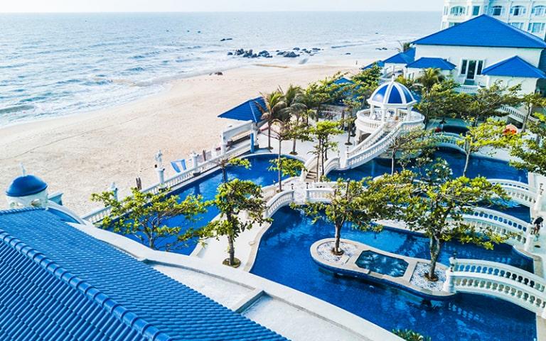 Resort Lan Rừng - Phước Hải Hồ Tràm