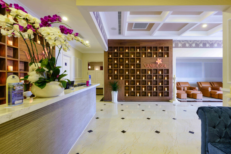 Dịch vụ spa làm đẹp tại resort Lan Rừng
