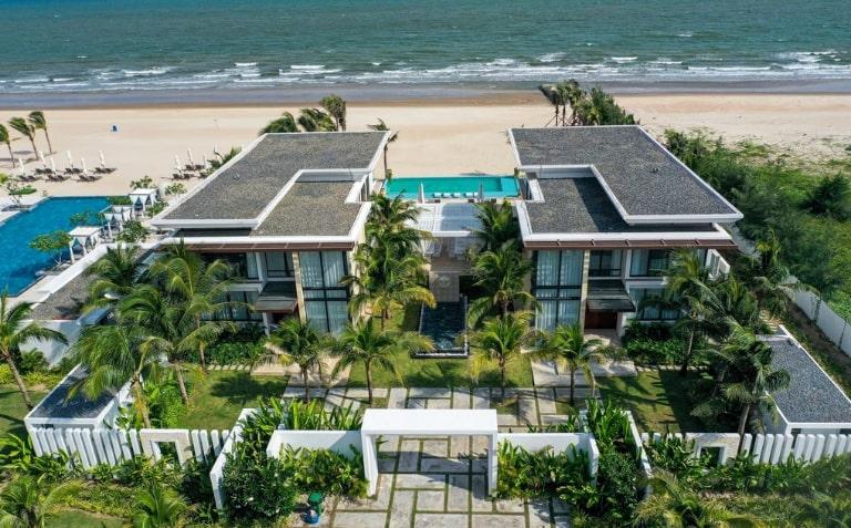 Biệt thự The Level tại resort Melia Hồ Tràm