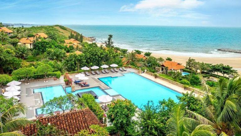 Romana resort & Spa Mũi Né Phan Thiết Việt Nam.