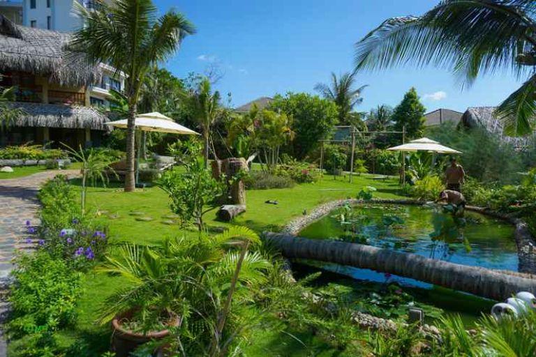 Resort Aroma Mũi Né Phan Thiết