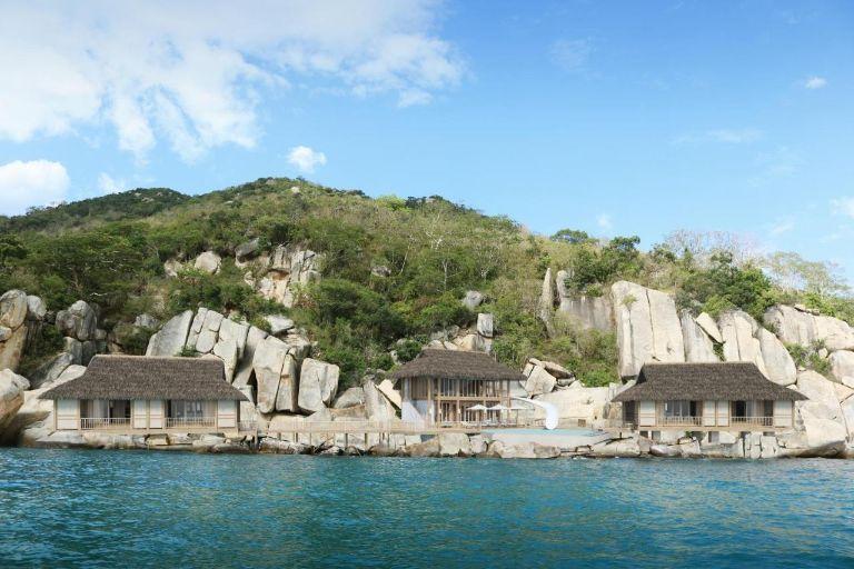 Six Senses – Khu sáu giác quan tại vịnh Ninh Vân