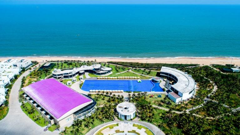 Toàn cảnh resort Oceanami Vũng Tàu