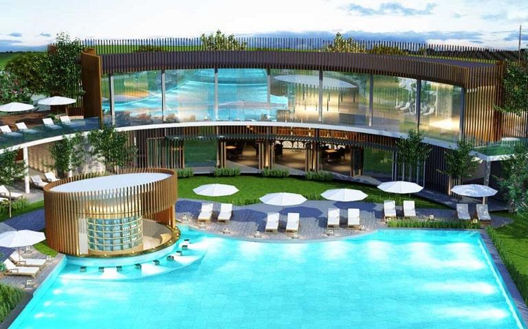 Resort Oceanami nằm ở vị trí đắc địa