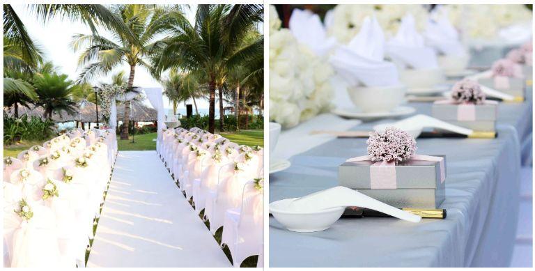 Dịch vụ tổ chức sự kiện, hội họp tại resort Riviera Nha Trang