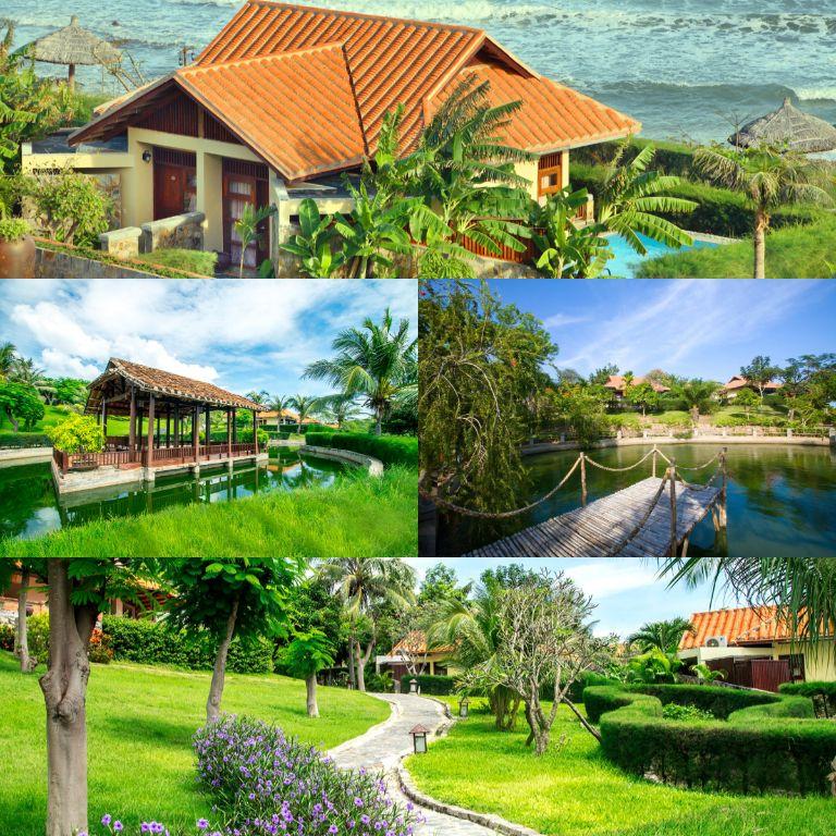 Chi tiết phòng các hạng phòng tại Resort Romana