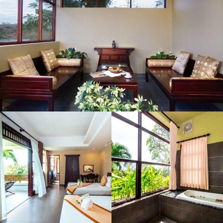Family Three - Bedroom Villa